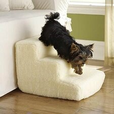 Foam 3 Step Pet Stair