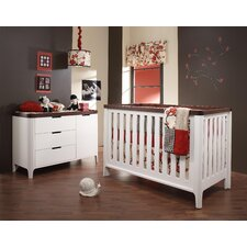 Piccolo Convertible Crib Set