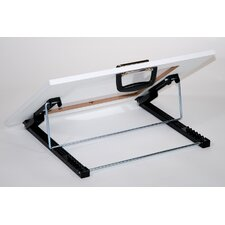 Pro Draft Aluminum Adjustable Angle Parallel Edge Drafting Board