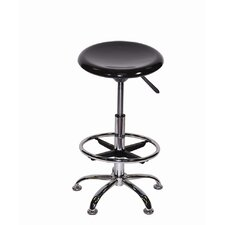 <strong>Martin Universal Design</strong> Height Adjustable Drafting Stool with Footring