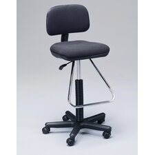 <strong>Martin Universal Design</strong> Height Adjustable Drafting Seating with Low Back