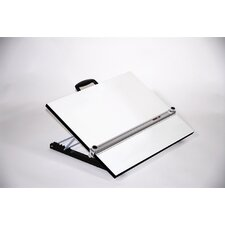 <strong>Martin Universal Design</strong> Pro Draft Aluminum Adjustable Angle Parallel Edge Drafting Board