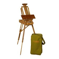 Jullian Paris Classic Half-Size French Sketch Box Easel