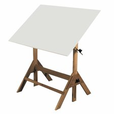 <strong>Martin Universal Design</strong> Royal Elm Melamine Drafting Table