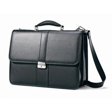 <strong>Samsonite</strong> Leather Briefcase