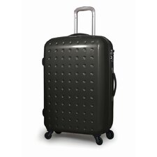"Pixel Cube 25.5"" Hardsided Spinner Upright Suitcase"
