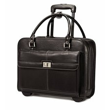 Women's Mobile Office Laptop Briefcase