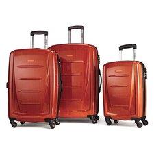 Winfield 2 Fashion 3 Piece Nesting Spinner Luggage Set