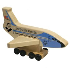 Johnson Air Force One Plane