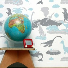 <strong>Aimee Wilder Designs</strong> Pangea Wallpaper Sample