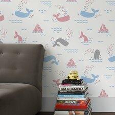 Whalentine Wallpaper (Set of 2)
