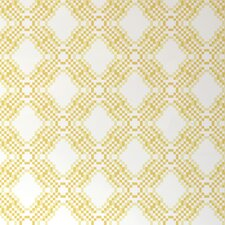 <strong>Aimee Wilder Designs</strong> Ikat Pixel Wallpaper