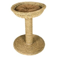 Seagrass Cat Scratch and Bed