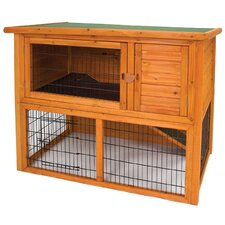 Premium Penthouse Rabbit Hutch