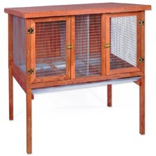 Double Rabbitat Hutch