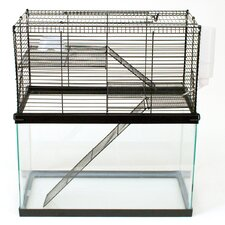 Chew Proof High Rise Small Animal Cage