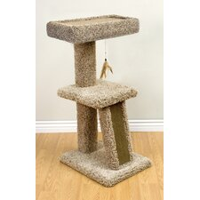 <strong>Ware Mfg</strong> corrugated cardboard Kitty Scratching Post