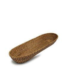 Small Texmex Rattan Bread Tray