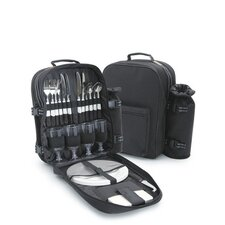Picnic Back Pack in Black