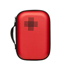 First Aid Large Kit in Red