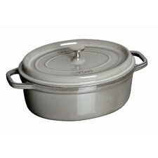 Cast Iron Oval Dutch Oven II