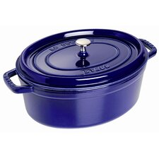 7-qt. Cast Iron Oval Dutch Oven