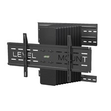 "<strong>Level Mount</strong> Motorized Full Motion Mount For Flat Screen TV's (37"" - 85"" Screens)"