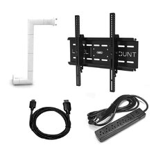 "Tilt Mount Bundle for Flat Panel TV's (26"" - 57"" Screens)"