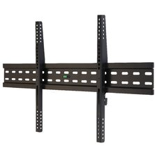 "Ultra Slim Fixed T. V Mount in Size 34.3"" H x 31.9"" W x 0.5"" D"