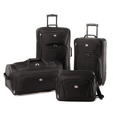 Fieldbrook II 4 Piece Luggage Set