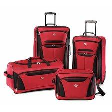 Fieldbrook II 4 Piece Luggage Set