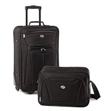 <strong>American Tourister</strong> Fieldbrook II 2 Piece Luggage Set