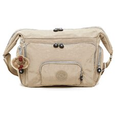 Basic Solid Europa Large Cross Body Bag