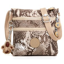 Alvar Print Mini Cross-Body Bag