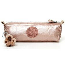 Metallic Freedom Pen/Comestic Clutch Bag