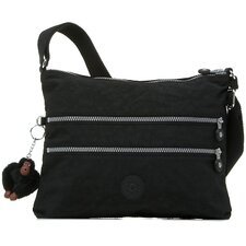 Basic Solid Alvar Travel Cross Body Bag