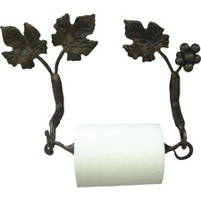 Vineyard Wall Mounted Toilet Paper Holder