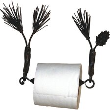 <strong>Quiescence</strong> Pine Toilet Paper Holder