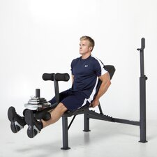 <strong>Competitor</strong> Weight Adjustable Olympic Bench