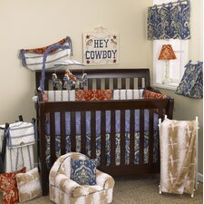 Sidekick 8 Piece Crib Bedding Set
