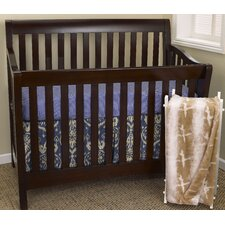 Sidekick 3 Piece Crib Bedding Set