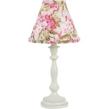 "Tea Party Standard 19"" H Table Lamp with Empire Shade"