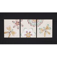 Penny Lane Wall Art (Set of 3)