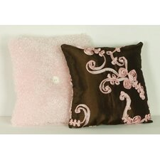 Cupcake Pillow Set