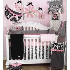 Girly Crib Sheet
