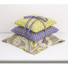 <strong>Cotton Tale</strong> Periwinkle 3 Piece Pillow Pack