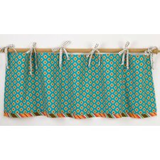Gypsy Cotton Curtain Valance