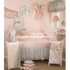 Tea Party 9 Piece Crib Bedding Set