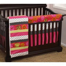 <strong>Cotton Tale</strong> Tula 4 Piece Crib Bedding Set