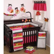 Tula 9 Piece Crib Bedding Set